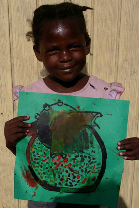 nicolina, johnson, hearts, world, free art society, haiti